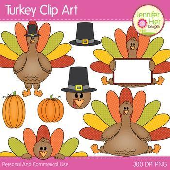 Turkey Clip Art Clipart For Thanksgiving Turkey Clip Art Clip Art Art
