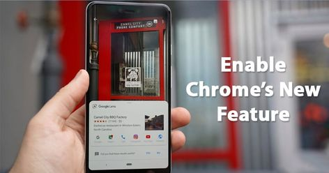 How To Use Google Lens Reverse Image Search From Chrome On Android