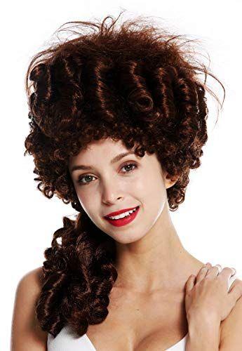 Wig Me Up 91029 Za89 Perucke Damen Karneval Fasching Historisch Barock Adel Blond Marie Antoinette Pompadour Turmfrisur Be In 2020 Perucken Marie Antoinette Fasching