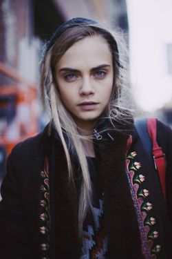 "carawithlove: "" Cara Delevingne's Wild Side. The best of top model Cara Delevingne's funny faces."