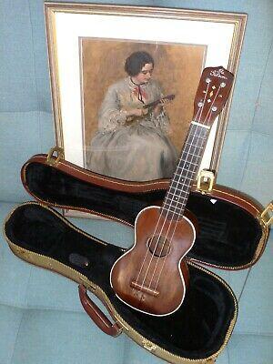1927 8 Gibson Style 2 Soprano Ukulele Signed By Alvin Keech Ebay Ukulele Sopranos Gibson