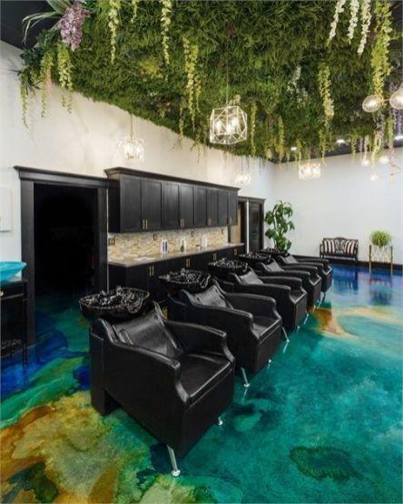 49 Impressive Small Beautiful Salon Room Design Ideas With Images