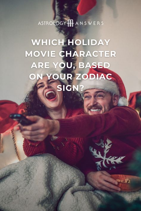 Every zodiac sign enjoys a good Christmas movie to get them in the holiday spirit. The question is, which holiday movie character are you based on your zodiac sign? #holidayzodiac #christmaszodiac #holidayastrology #christmasastrology #basedonyourzodiacsign #christmasmovies #astrology
