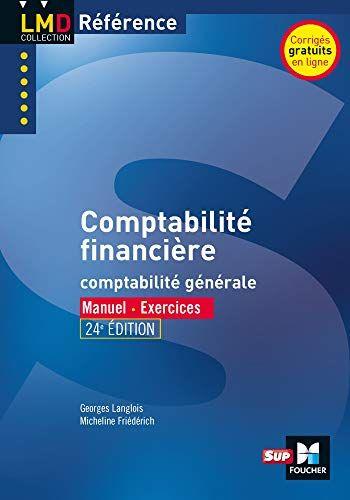 Telecharger Comptabilite Financiere 24e Edition Millesime 2019 2020 Nº20 Francais Pdf By Miche Comptabilite Financiere Comptabilite Generale Comptabilite