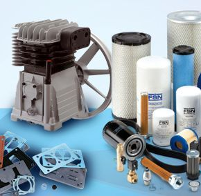 Spare Parts And Accessories Fps Air Compressors A Wide Range Of Service Spares And Kits For Pistons And Sc Air Compressor Parts And Accessories Service Kits