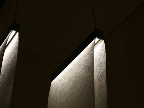Moderne Lampen 60 : Das lampen design erinnert an eine jalousie