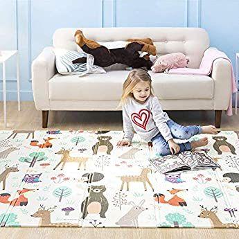 bammax tapis de jeu pour bebe tapis