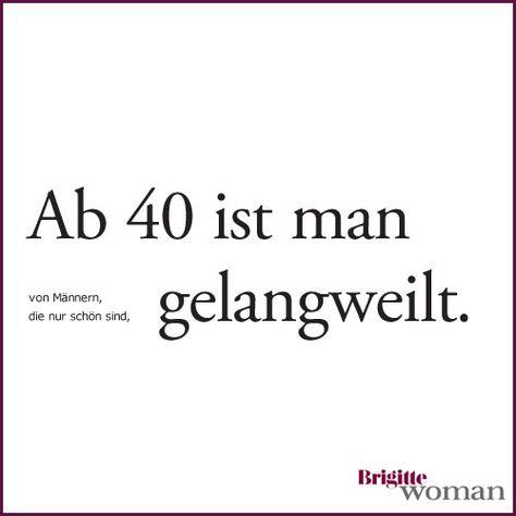 Brigitte Woman Spruche Weisheiten Lustige Spruche