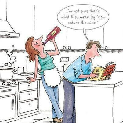 Twitter / WTSO: What #wine are you #cooking ...