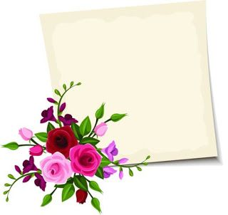 اجمل صور و خلفيات تصميم للكتابة عليها 2021 Rose Art Floral Watercolor Background Art Background
