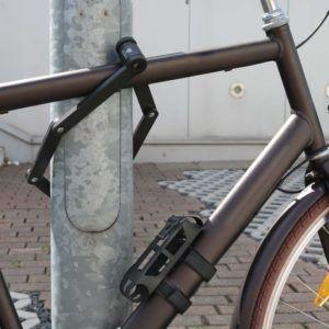 Premium Fahrradschloss Ruhr West Manufaktur Fahrradschloss