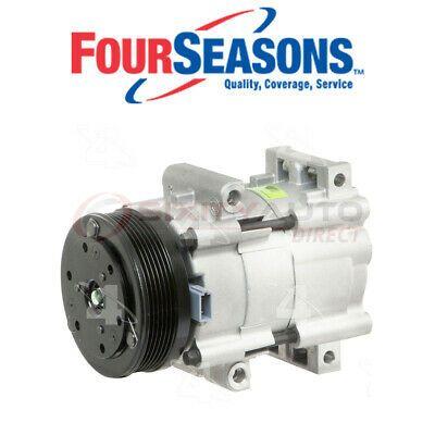 Sponsored Ebay Four Seasons A C Compressor For 2001 2007 Ford