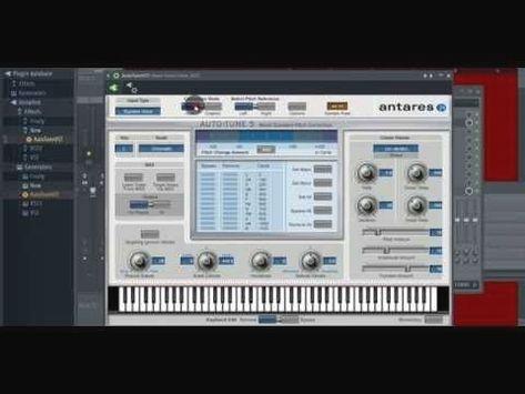 Auto tune free download antares   Antares Autotune Pro 9 0 1