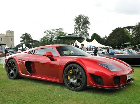 Noble M600 2010 Has Developed From A Small Group Keen About