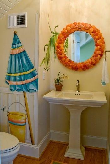 Bathroom Designs Beach Theme beach bathroom wall decor beach themed bathroom decor ideas and