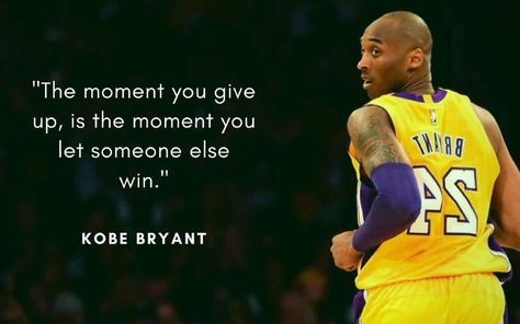 30 Kobe Quotes On Life, Success, And Love To Make You Better