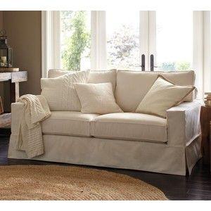 Sofa Covers White Denim Sofa u Loveseat from Twill Slipcover Studio slipcovers Pinterest Denim sofa and Room