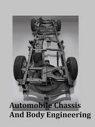 Automobile Chassis and Body Engineering PDF | MECHANICAL - FREE PDF
