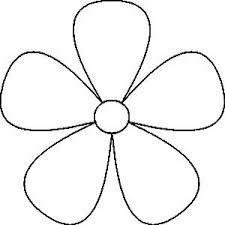 Resultado De Imagem Para Desenho De Flores Para Colorir Modelos