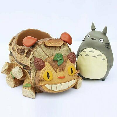Ad Ebay Url Planter Cover Ghibli Goods My Neighbor Totoro And The Forest Cat Bus プランターカバー トトロ ネコバス