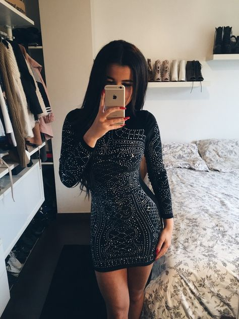 Long sleeves dress more night out outfit, night out dresses,