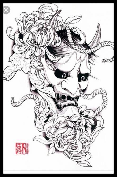 62 Trendy Ideas Eye Tattoo Ideas Little Japanese Tattoo Japanese Demon Tattoo Japanese Tattoo Designs