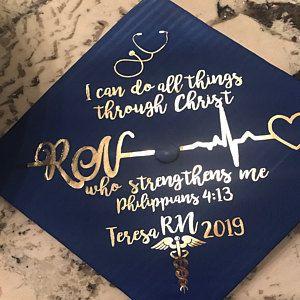 Custom Graduation Quote Graduation Cap Quote Graduation