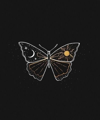 Black Butterfly Wallpaper Tumblr