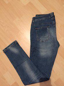 Hose Jeans Gr. 40/42 w31/L32 Damen Tom Tailor skinny