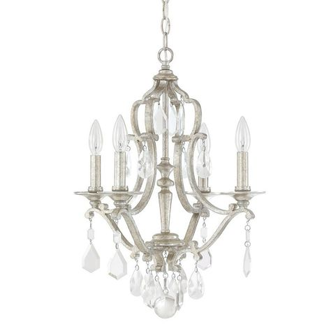 Capital Lighting 4184 Cr Mini Chandelier Chandelier Ceiling
