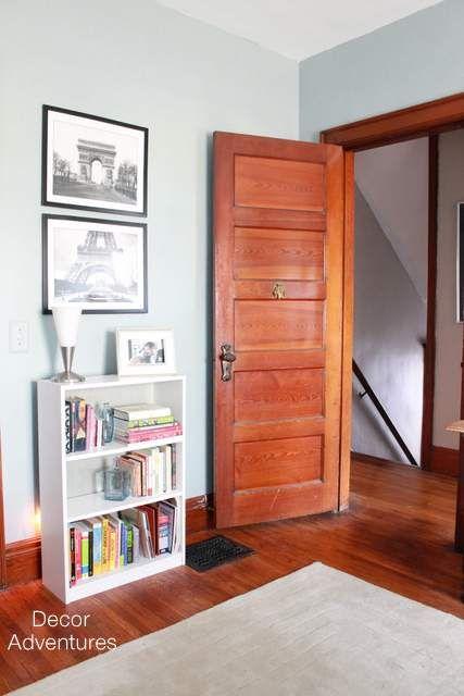 Amazing 0d60d112ba6c2beeba56ac cf natural wood trim dark wood trim Photo - Review wood trim around doors Picture
