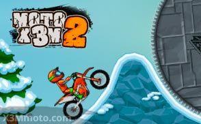Moto X3m 2 Racing Games Racing Bikes 3d Racing