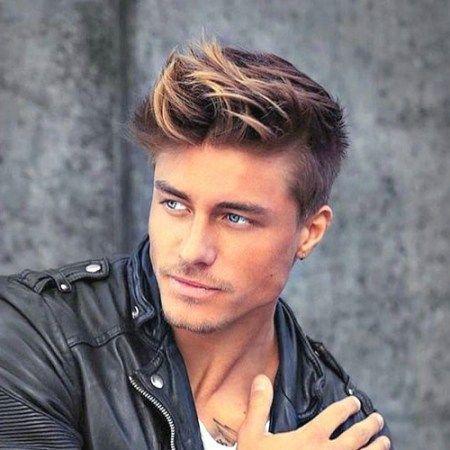Frisuren Für Dreieckige Gesichter Männer Männer Frisuren