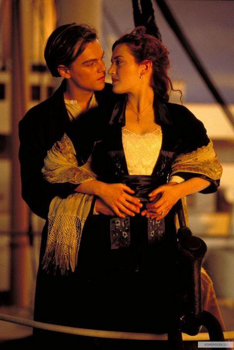 Титаник картинки джек и роза