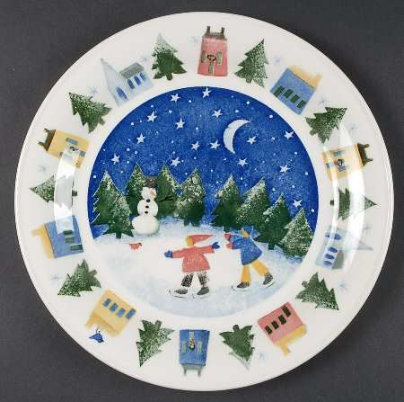 Nikko Christmas Tradition at Replacements, Ltd | Yule China ...