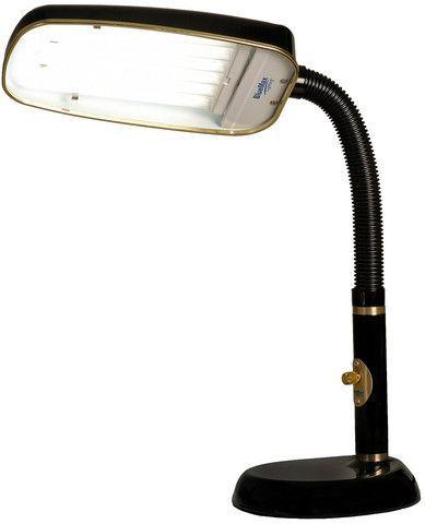 Bluemax 1 Light Full Spectrum Desk Lamp Black Black Lamps Desk