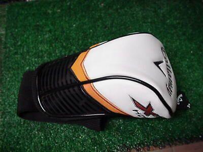 Ad Ebay Very Nice Callaway X2 Hot Fairway 3 Or 5 Wood Headcover In 2020 Head Covering Golf Head Covers Ebay