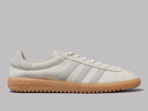 gut aussehend Adidas Originals Damen Schuhe Bermuda Braun