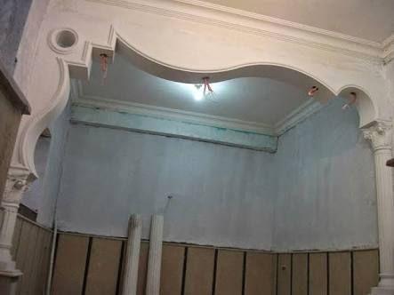 جبس مغربي اقواس Google Search Ceiling Design False Ceiling Design Pillar Design