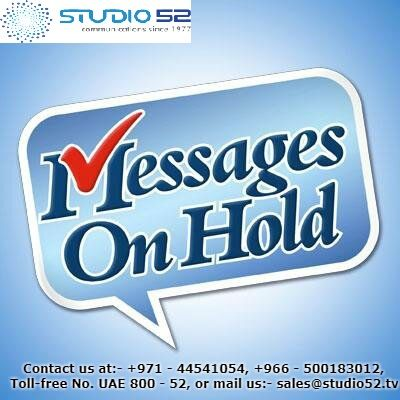 Music On Hold Plays A Significant Role In Engaging Caller In Between Transfer These Messages Are Provided By Teleph Messages Phone Messages Companies In Dubai
