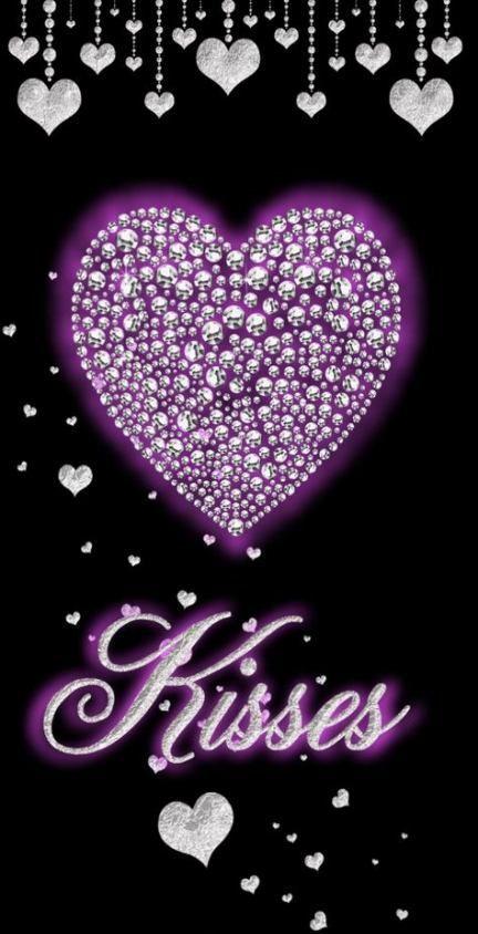 45 ideas girly iphone wallpaper glitter valentines day #wallpaper