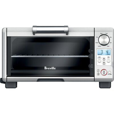 Breville Breville The Mini Smart Oven Small Toaster Oven