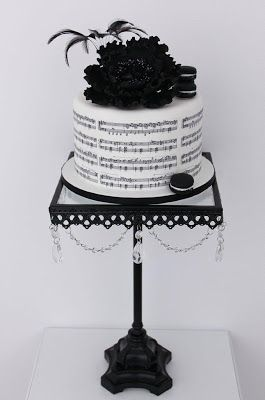 black beauty cake- Stunning...I will take this for my birthday cake