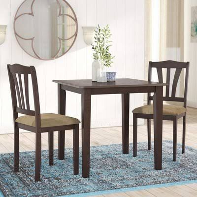 Three Piece Dinette 3 Piece Dining Set Dining Room Sets Dining
