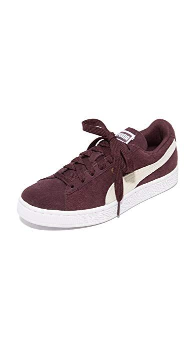 detailed look ccc57 dad57 Amazon.com | PUMA Women's Suede Classic Sneaker | Shoes ...