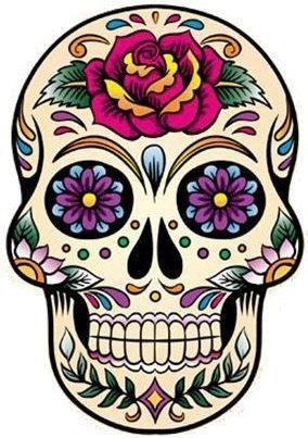 284 Tatuajes De Calaveras Skull Fotos Hombre Mujer Tatuajes De Calaveras Mexicanas Dibujos Dibujo Dia De Muertos