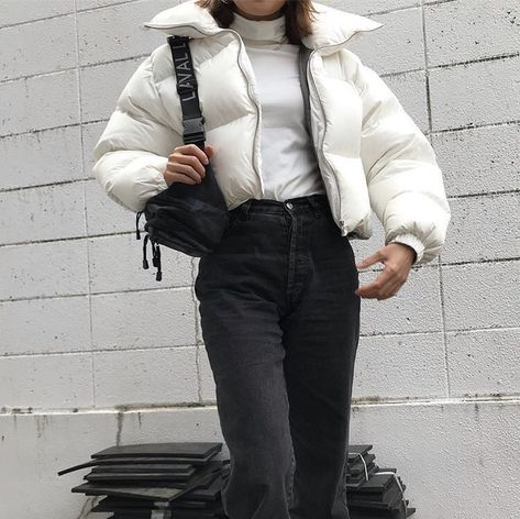 Puffer Jacket from Pretty little thing