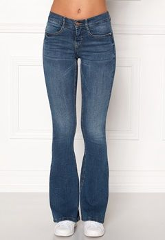 77thFLEA Flare jeans | Bubbleroom Kl?der & Skor online