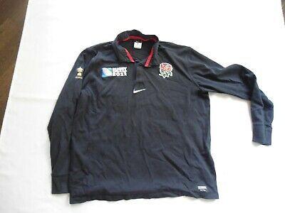 Vintage England Nike Black Rugby World Cup 2011 Jersey Shirt Xl Fashion Sports Memorabilia Rugbyunionmemorabilia Shirts E In 2020 Jersey Shirt Black Nikes Shirts