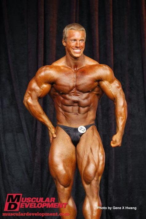 Aesthetic MuscleS - Bodybuilding at its Best: James Ellis